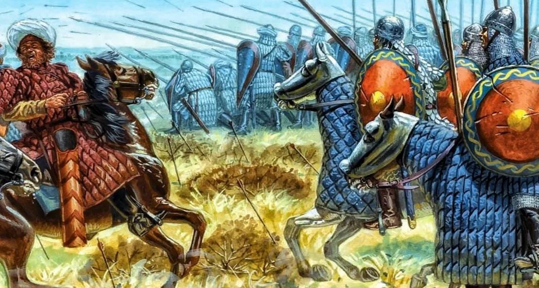 Конница Византии