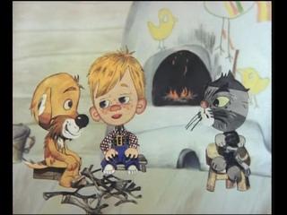 Мультфильм | Дядя Фёдор, пёс и кот | 03 Серия | Мама и папа | 1976 год