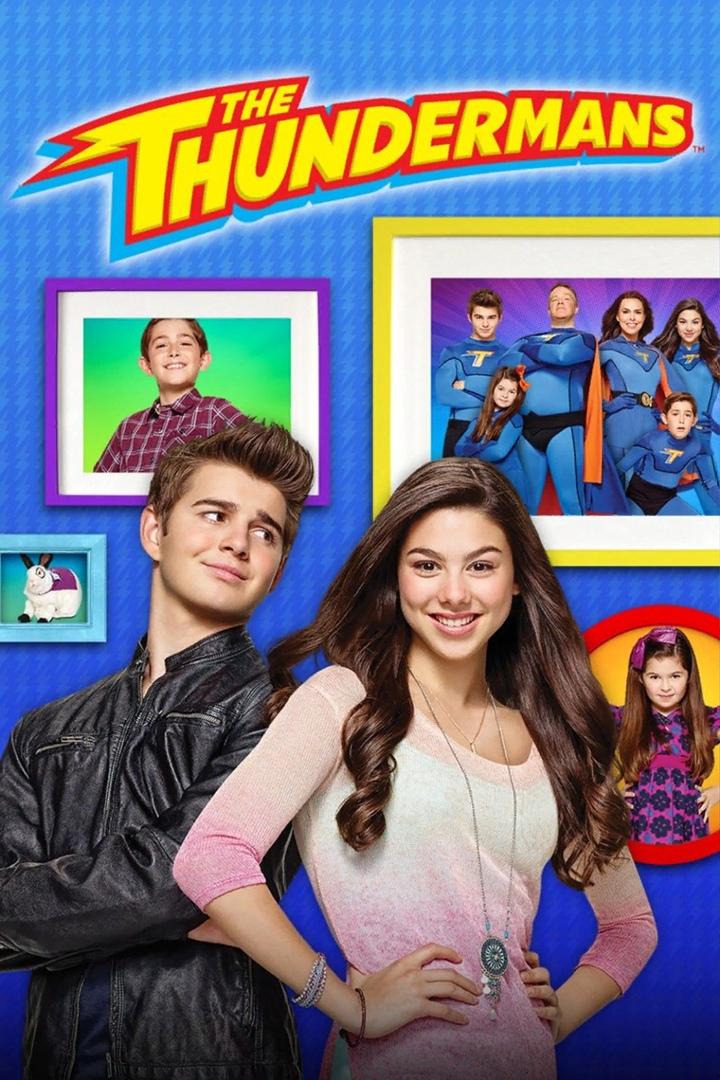 Сериалы, которые были на Nickelodeon, изображение №8