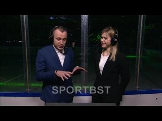 Анна Пругова оценивает игру вратарей «Салават Юлаева» в прошлом матче!