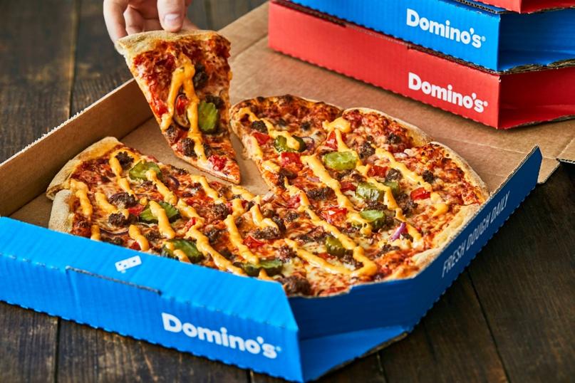 Новинки в меню от Domino's Pizza в бизнес-центре «Нагатинский»