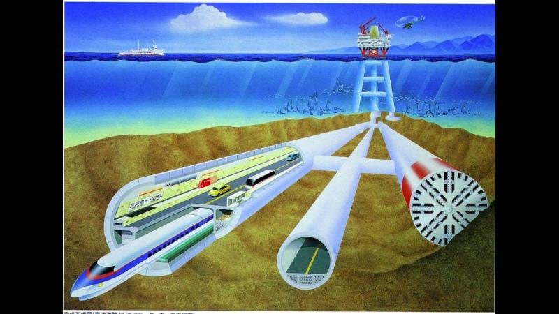 Обсуждение проекта документального фильма о туннеле через Берингов пролив