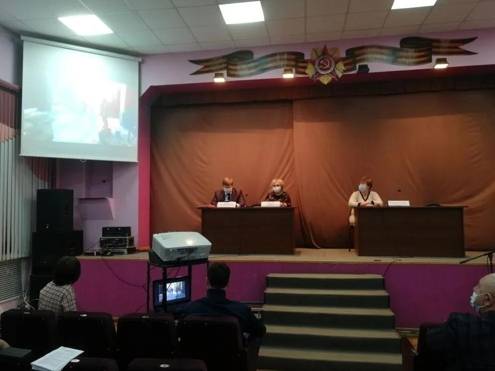 Состоялось последнее в 2020 году заседание депутатского корпуса горсовета