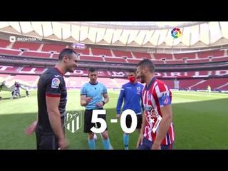 Обзоры всех матчей 33-го тура Ла Лиги