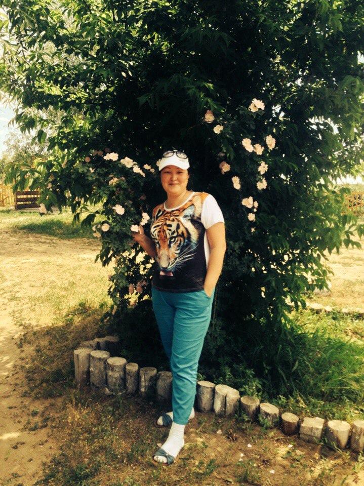 фото из альбома Венеры Ахановой-Бекбергеновой №4