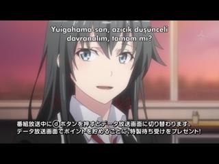 [Fatality] Yahari Ore no Seishun Love Comedy wa Machigatteiru. Zoku - 01