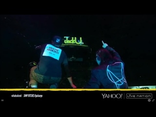 Jack Ü Diplo and Skrillex New Years Eve LIVE at Madison Square Garden (FULL)