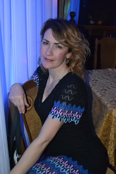 Мария Анистратенко