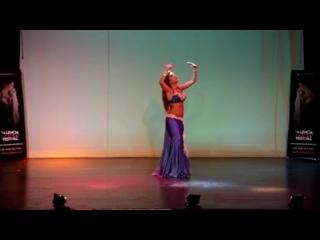 SARA RUIZ 2015 _ VALENCIA DANCE FESTIVAL _ Ma badi shi