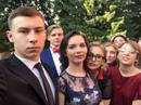 Персональный фотоальбом Екатерины Воробьёвы
