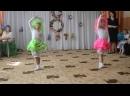 Танец кукол. Утренник в детском саду.