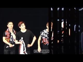 [FANCAM D3] 161211 The EXO'rDIUM in Osaka @ EXO - Ment