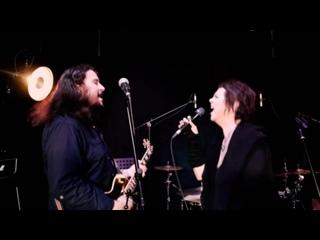 LIVE FROM LEGEND STUDIO Oleynikova  Emergency Band - Drive My Car (By Lennon-McCartney)