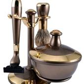 Weisen - Набор  Bronze&Gold д/бритья (Gillette Mach-3)