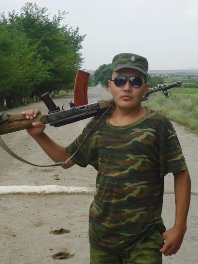 Немати Тохтаназаров, Ноокат