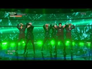 [RAW VK][] MONSTA X - DRAMARAMA @ KBS Music Bank