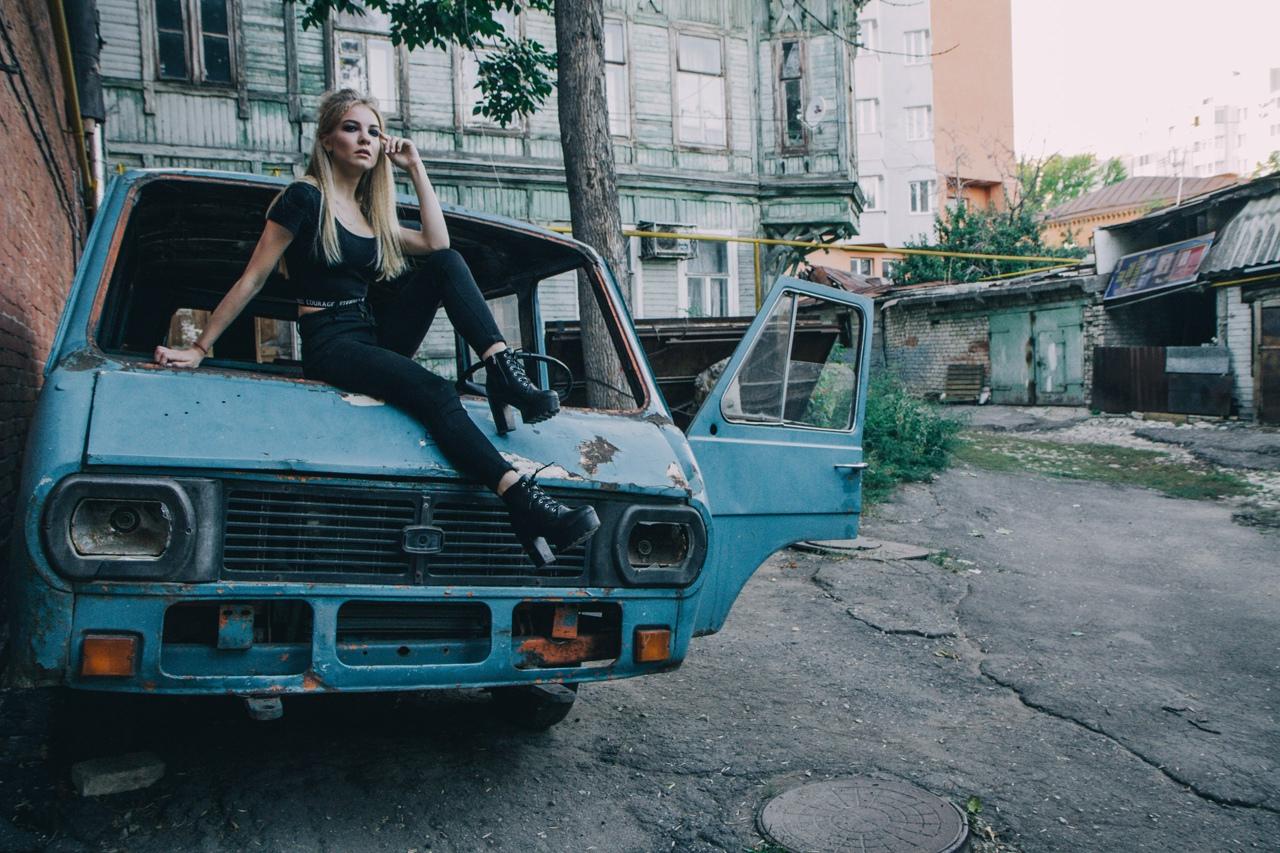 фото из альбома Анны Ворошиловой №9
