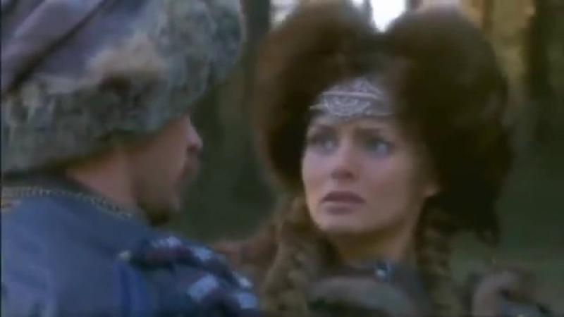 Огнем и мечом оригинальный польский Первая встреча Яна и Елены