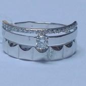 кольцо новое