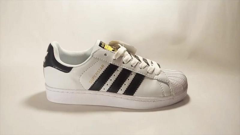 ► DOSMAG   Обзор Adidas Superstar