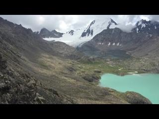 Озеро Ала-Кель, Долина Арашан, Киргизия, подьем в гору