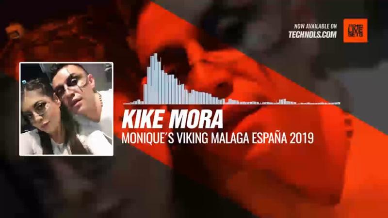 Kike Mora Monique's Viking Malaga SPA BDAY Bash Monica