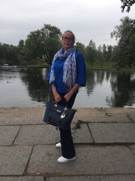 Ирина Эргашева, Санкт-Петербург, Россия