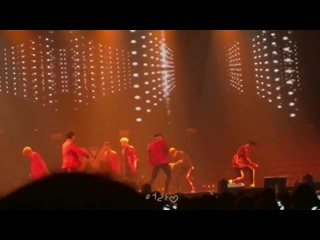 [VK][170730] MONSTA X fancam - Be Quiet @ The 1st World Tour: Beautiful in Bangkok