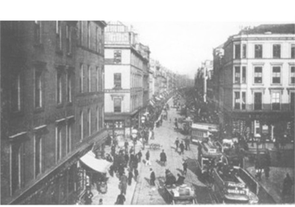 Глазго, около 1880