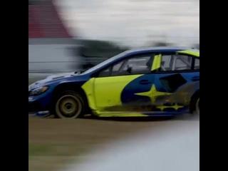 Subaru Rallycross Team USA - Subaru WRX STI