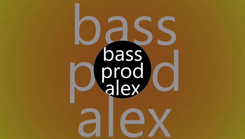 Канги-Собака bass prod alex