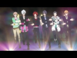 Brothers Conflict TV ED01