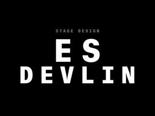 ᴴᴰ Абстракция: Искусство дизайна (S01E03) Abstract: The Art of Design (2017) Эс Девлин, сценограф