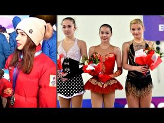 Алина Загитова. Зимний Европейский Юношеский Олимпийский Фестиваль [12-19/02/2017] (Эрзурум, Турция) [HD1080]