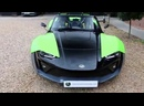 Zenos E10S 2.0L Turbo Charged 4 Cylinder 6 Speed Manual in Screaming Green and B