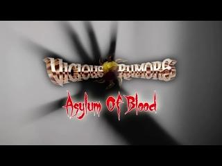 VICIOUS RUMORS : Asylum Of Blood (Official Video)