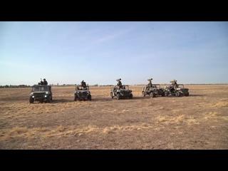 Отработка практических действий десантными подразделениями «нового типа» в ходе