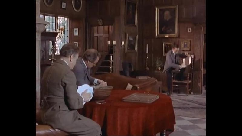 Сериал Приключения Шерлока Холмса The Adventures of Sherlock Holmes 14
