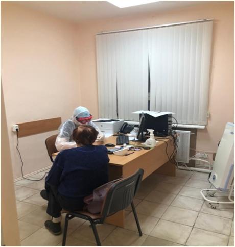 В Тверской области для пациентов с коронавирусом открылись четыре новых ЦАПа