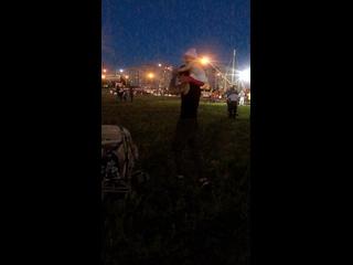 Танцы с папой