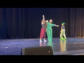 Видео от Choreographer Katrin Nezvanova