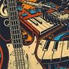 Гитара, ударные, бас-гитара (Learn4Joy)