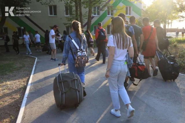 В Крыму ужесточили эпидтребования к детским лагерям