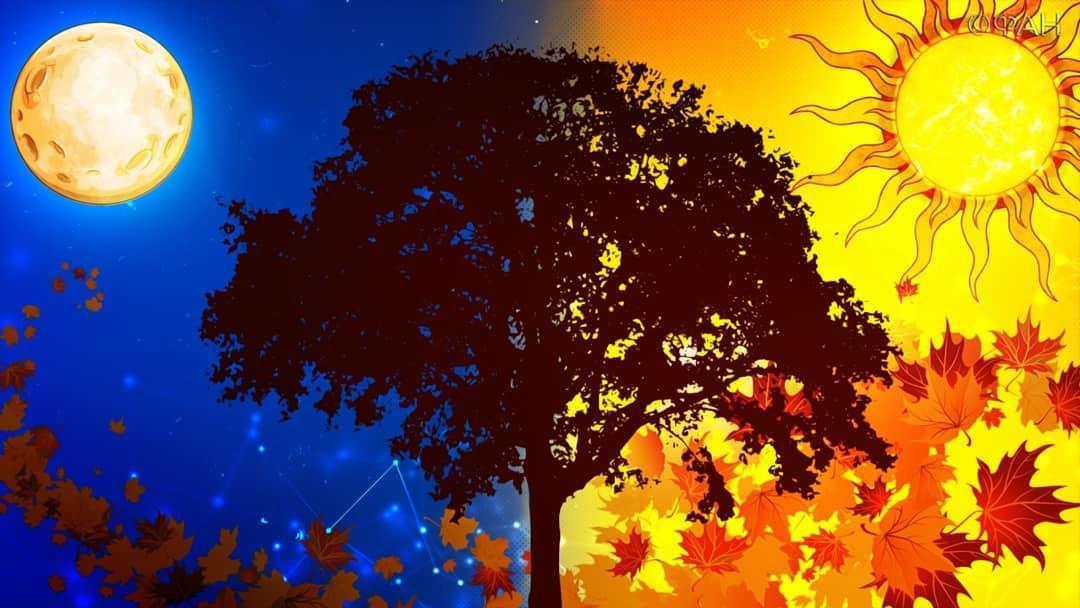 Сегодня - день осеннего равноденствия