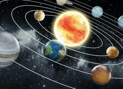 Космическая викторина для школьников средних классов