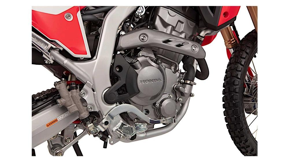 Эндуро Honda CRF300 Rally / CRF300L 2021