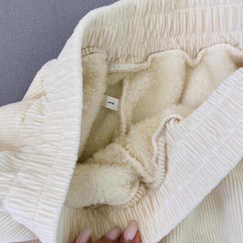 Утепленные брючки