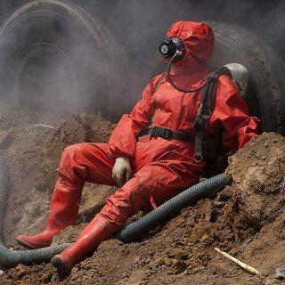 Что такое защитный химический костюм?