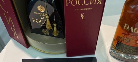 Экспорт дорогих алкогольных напитков организован в октябре  Первую партию элитного коньяка кизлярского