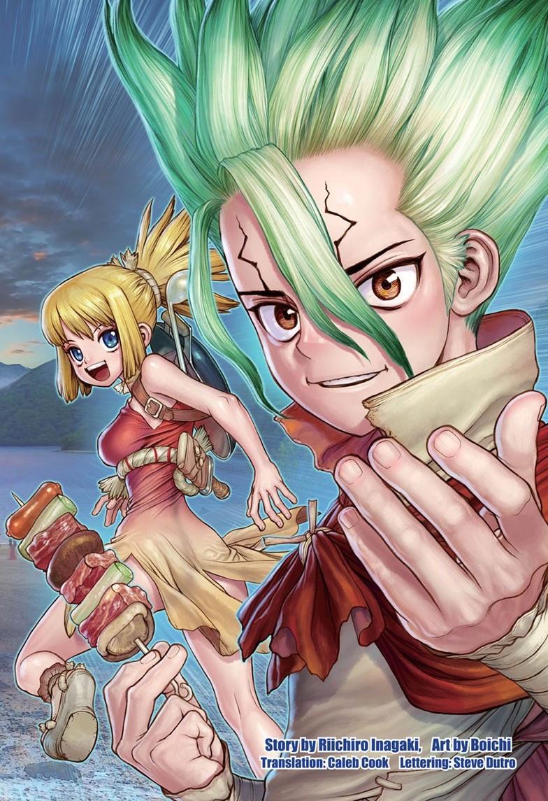 Dr Stone Manga Chapter 212, image №2